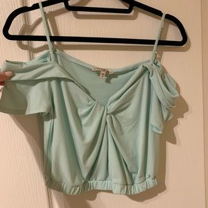 Express size S mint top
